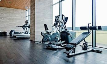 Corporate Gym Installations